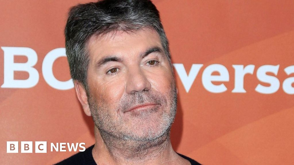 Simon Cowell thanks medics after breaking back in electric bike fall