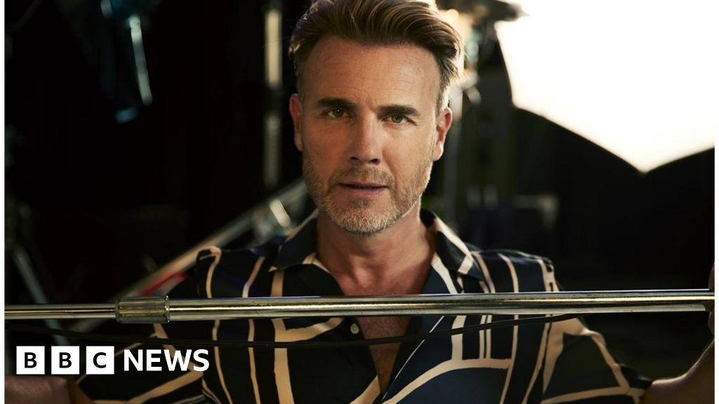 Gary Barlow: 'I'm not as confident as I was at 21'