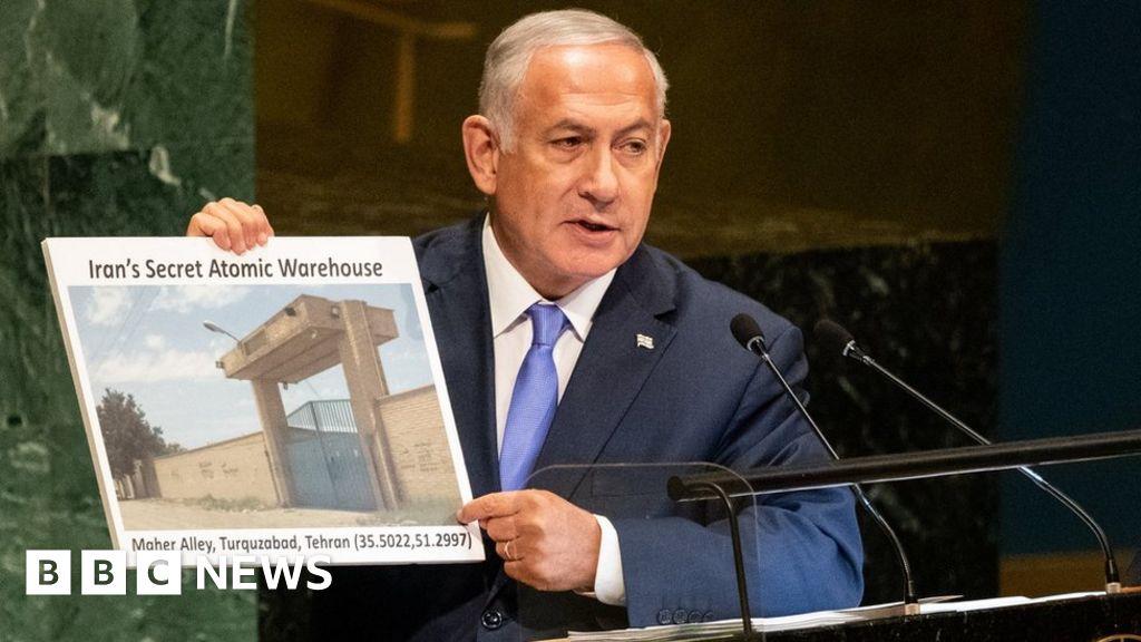Uranium particles found at undeclared Iran site