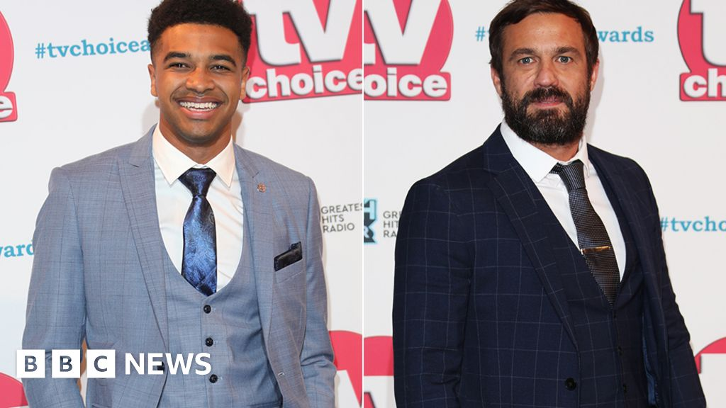 ITV investigating soap actor fight at awards