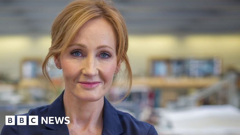 JK Rowling donates £15.3m to Edinburgh MS research centre