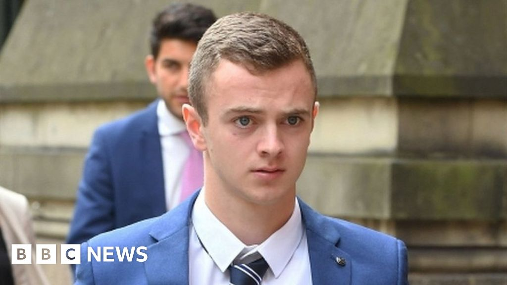 Former Oldham Footballer Jack Tuohy Cleared Of Grooming Girl 14 Bbc News
