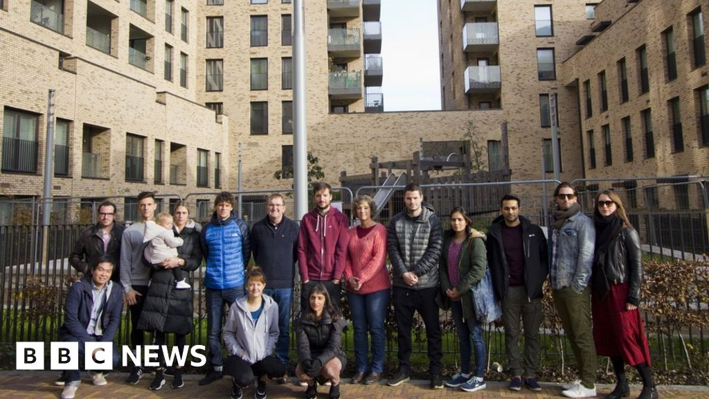 Cladding puts flat owners' lives on hold