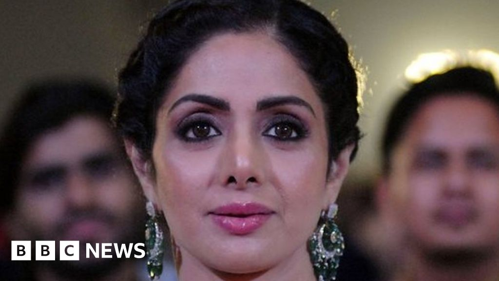 Sridevi: Bollywood superstar dies at 54 of heart attack