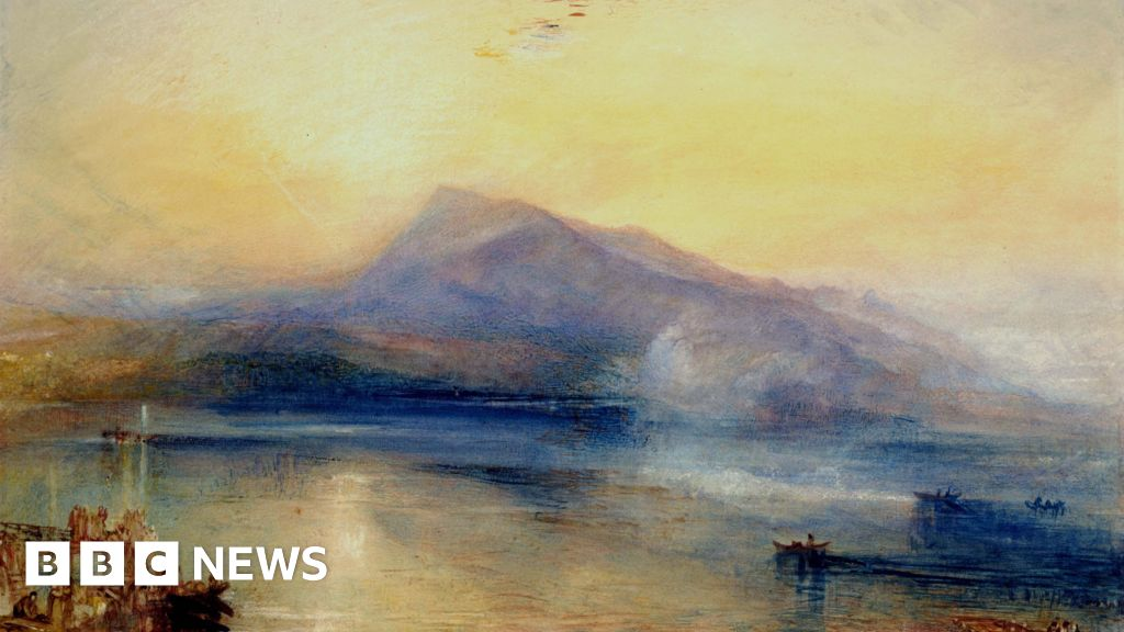 Export ban to stop £10m JMW Turner painting leaving UK
