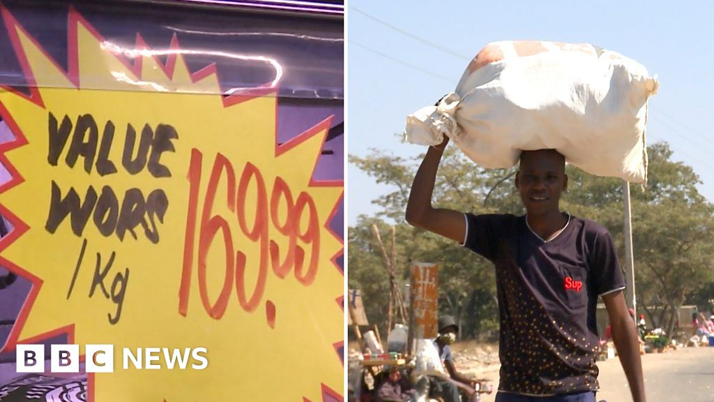 Zimbabwe lockdown fallout: 'Prices keep rising'