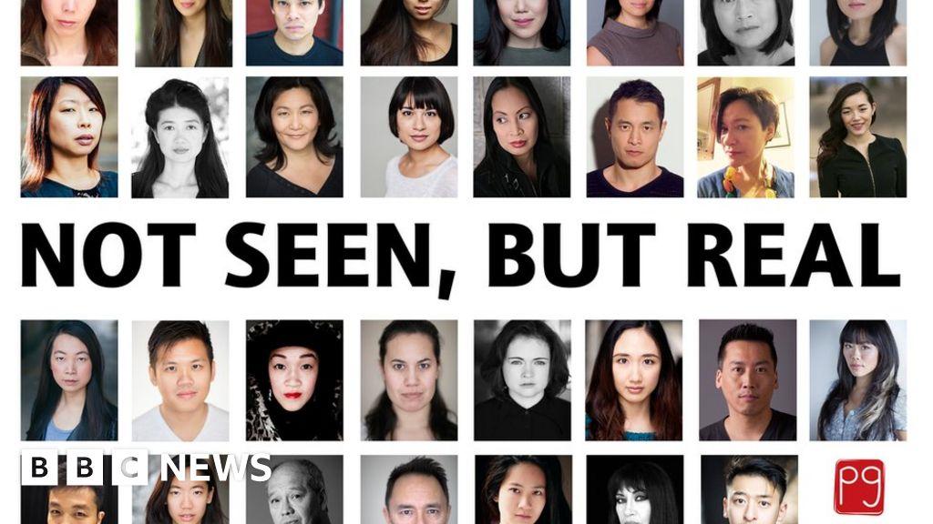 British East Asian actors 'face prejudice'