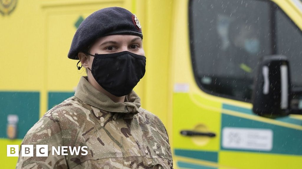 Why is the Scottish Ambulance Service in 'crisis'?