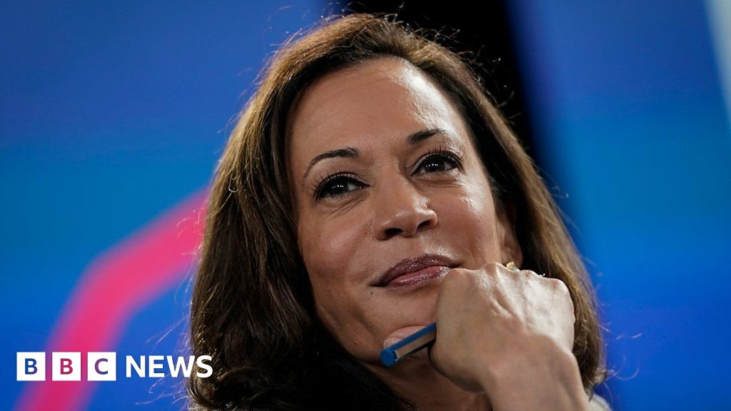 Kamala Harris: Facebook removes racist posts about US vice-president-elect