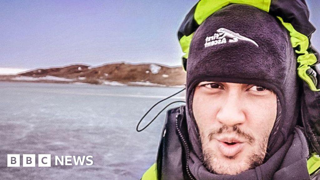 Coronavirus and Antarctica: 'Isolated within isolation' - BBC News