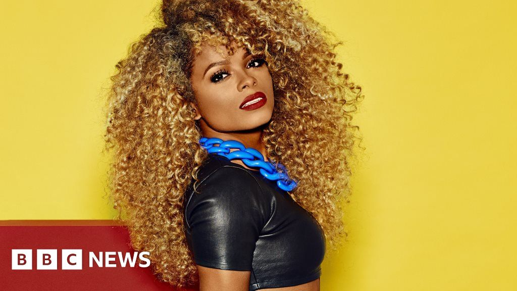 Fleur East: I've bounced back from X Factor 'despair' - BBC News