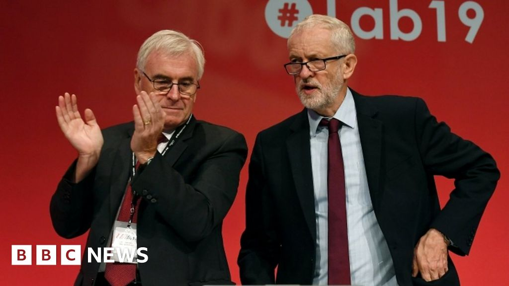 Corbyn head must of any provisional government - John McDonnell