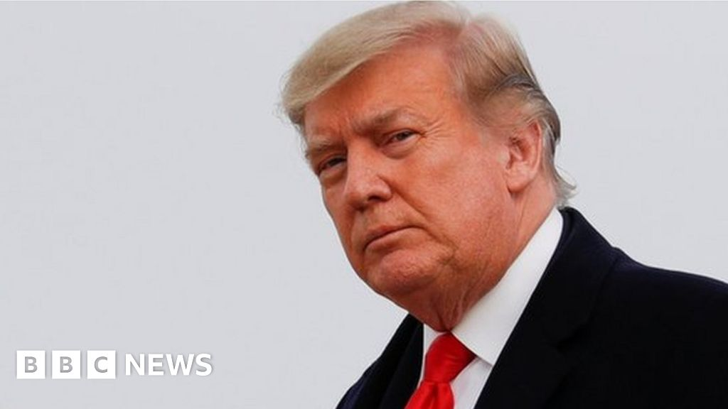 US election: Trump tells Georgia election official to 'find' votes to overturn Biden win