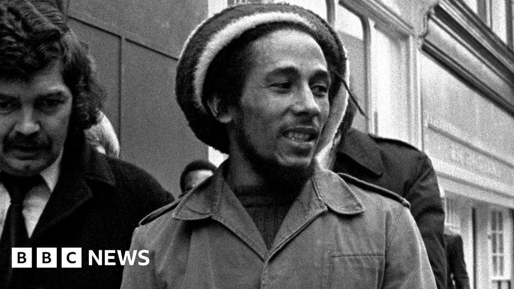 Black History Month: Bob Marley s house, awarded with blue plaque