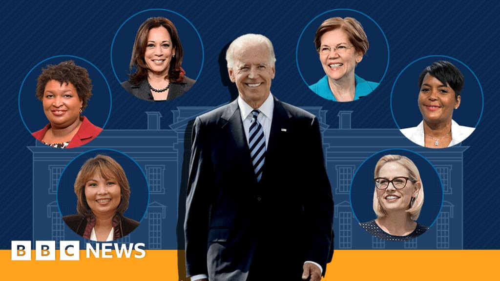 Who will Biden pick as running mate? thumbnail