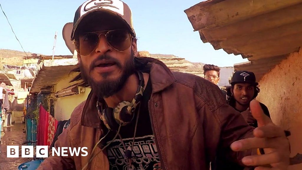 Defiant street rappers tell India's story
