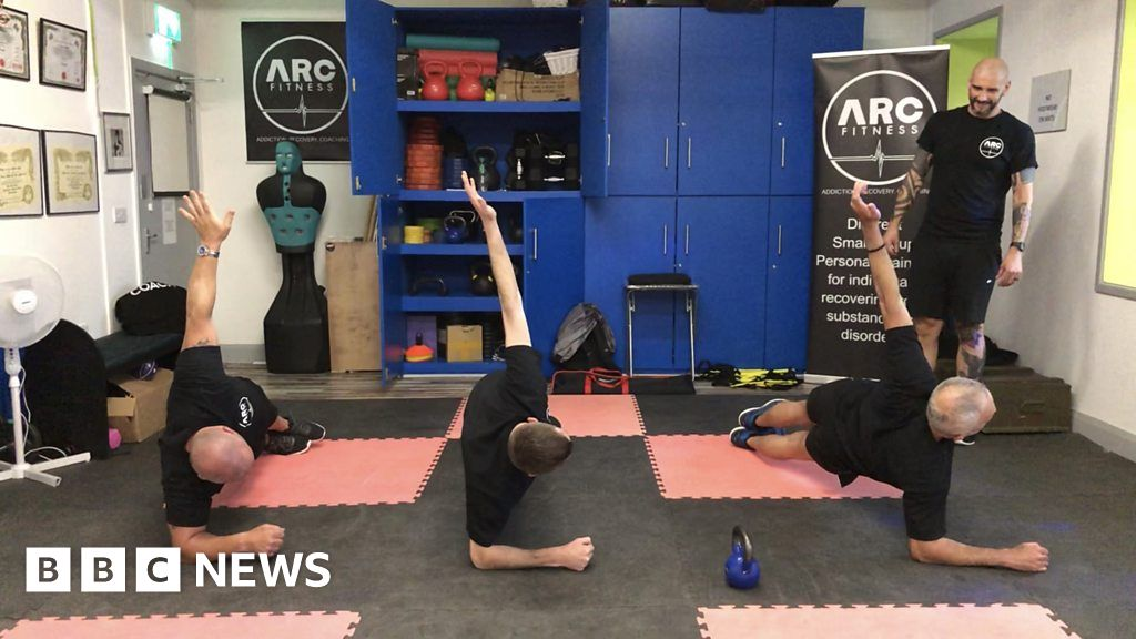 Image result for ARC Fitness. Sustaining Recovery Through Exercise