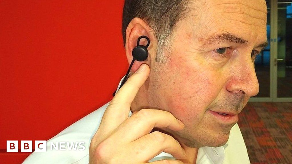 Google's translating earbuds tested