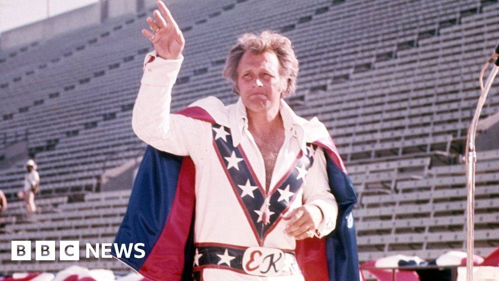 Disney sued over Toy Story 4 Evel Knievel 'knock-off'