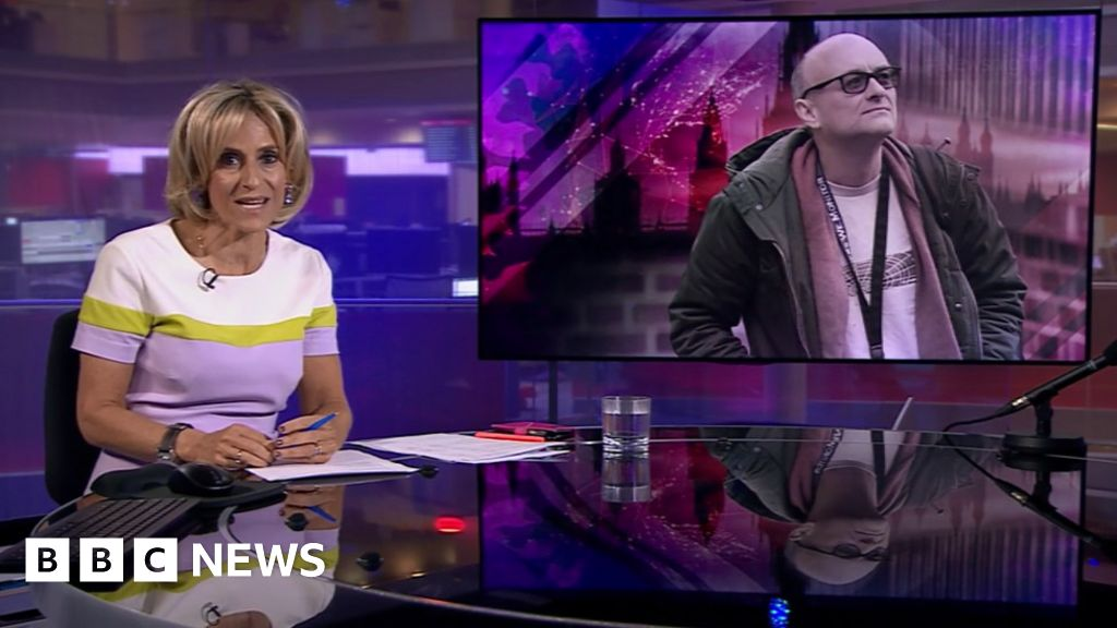 Emily Maitlis I Asked For Night Off From Bbc S Newsnight Bbc News