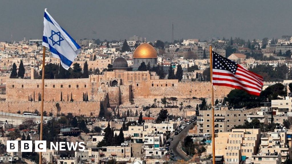 US to open new embassy in Jerusalem in May - BBC News