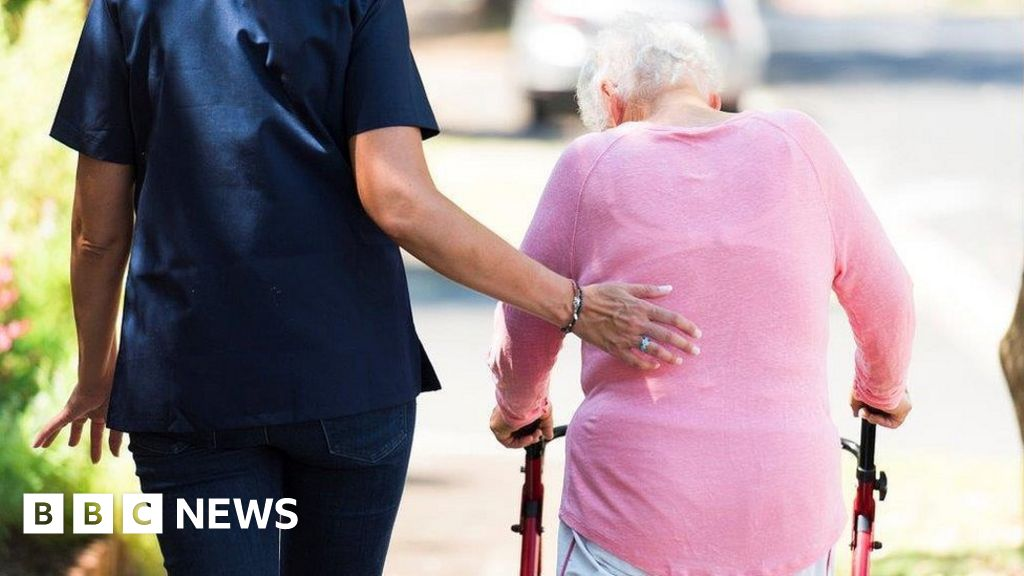 Growing number of care jobs vacant