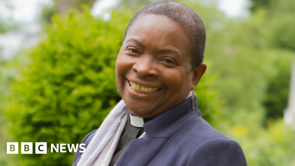 Bishop of Dover: The Rev Dr Rose Hudson-Wilkin to be consecrated - BBC News