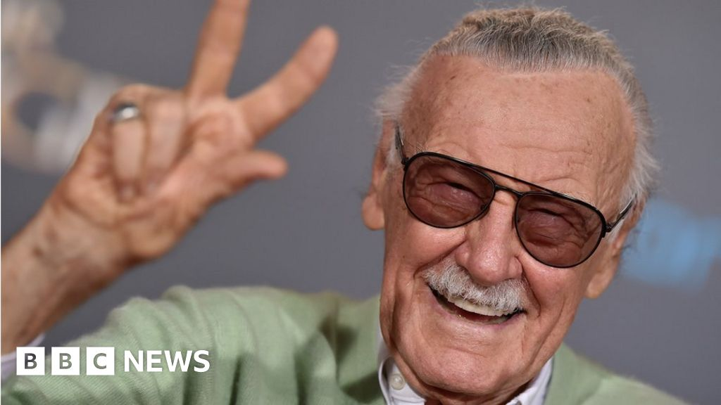 How Stan Lee's superheroes helped change the world - BBC News