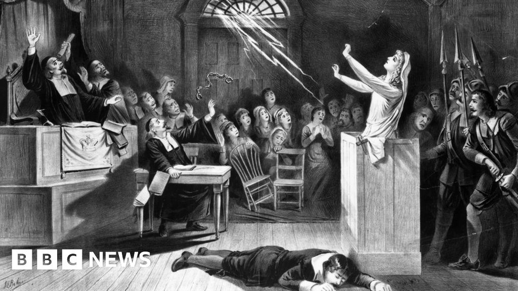 The woman who stood up to a witch-hunt