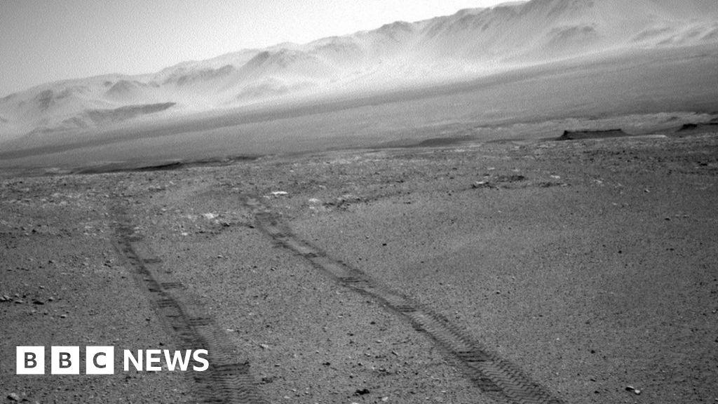 mars opportunity rover bbc - photo #33