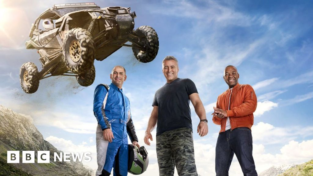 25 things you absolutely need to know about Top Gear's 25th series