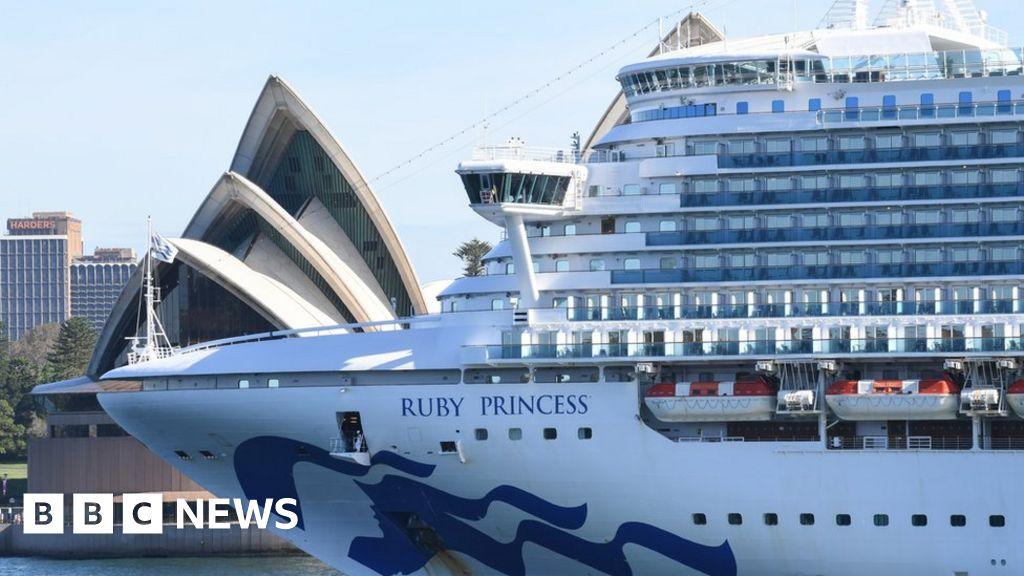 Coronavirus: How did Australia's Ruby Princess cruise debacle happen? – BBC News