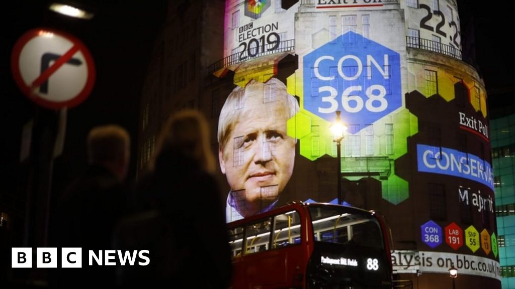 General election 2019: Pound hits 19-month dollar high