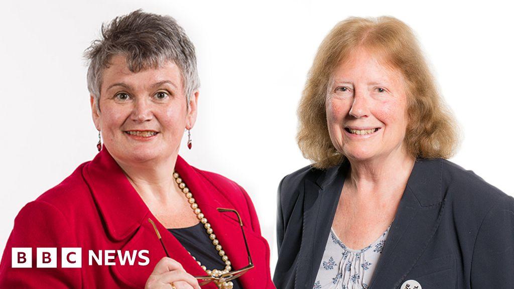 Welsh Labour deputy leader race between Harris and Morgan