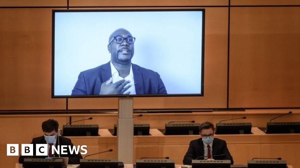George Floyd protests: Brother makes impassioned plea to UN thumbnail