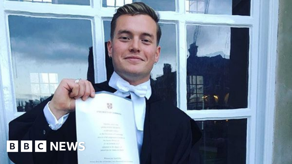 London Bridge attack victim named as Jack Merritt thumbnail
