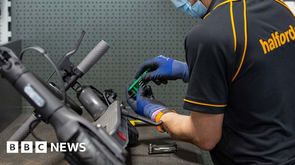 , Halfords sees popularity of e-scooters surge in lockdown, Saubio Making Wealth