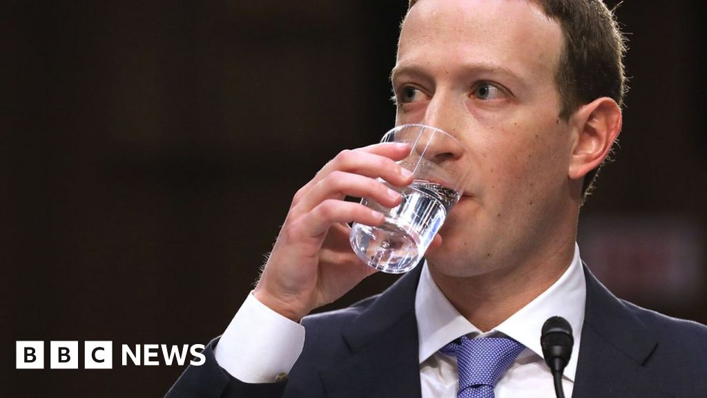 Facebook: Mark Zuckerberg and US senators inspire endless