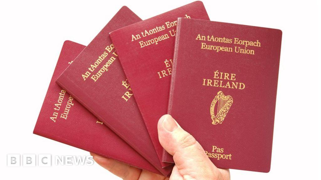 Eu Referendum Rise In Enquiries For Second Passports Bbc News