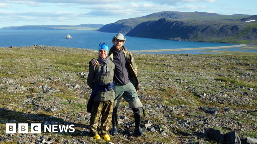 The Arctic honeymoon that led to an unexpected reunion