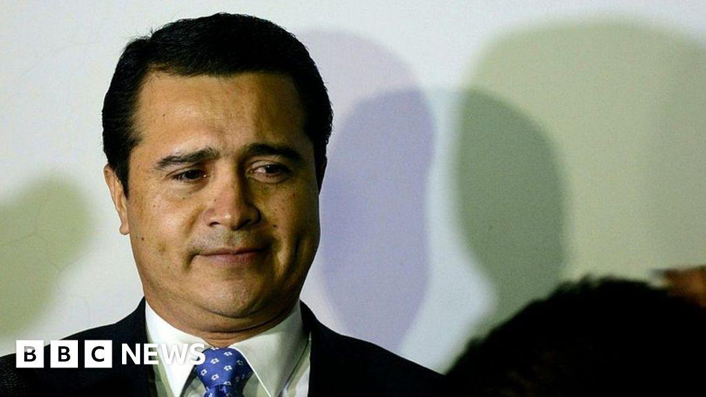 Honduras drugs: President's brother gets life in prison