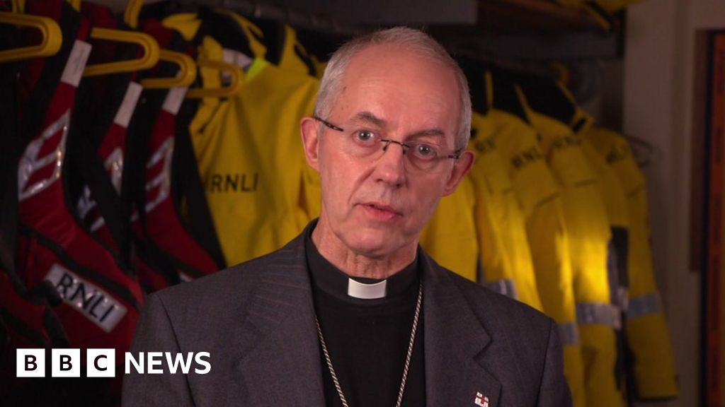 Heal divisions in the year 2020, says Archbishop of Canterbury