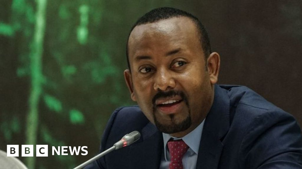 Ethiopia's Abiy Ahmed: The Nobel Prize winner who went to war