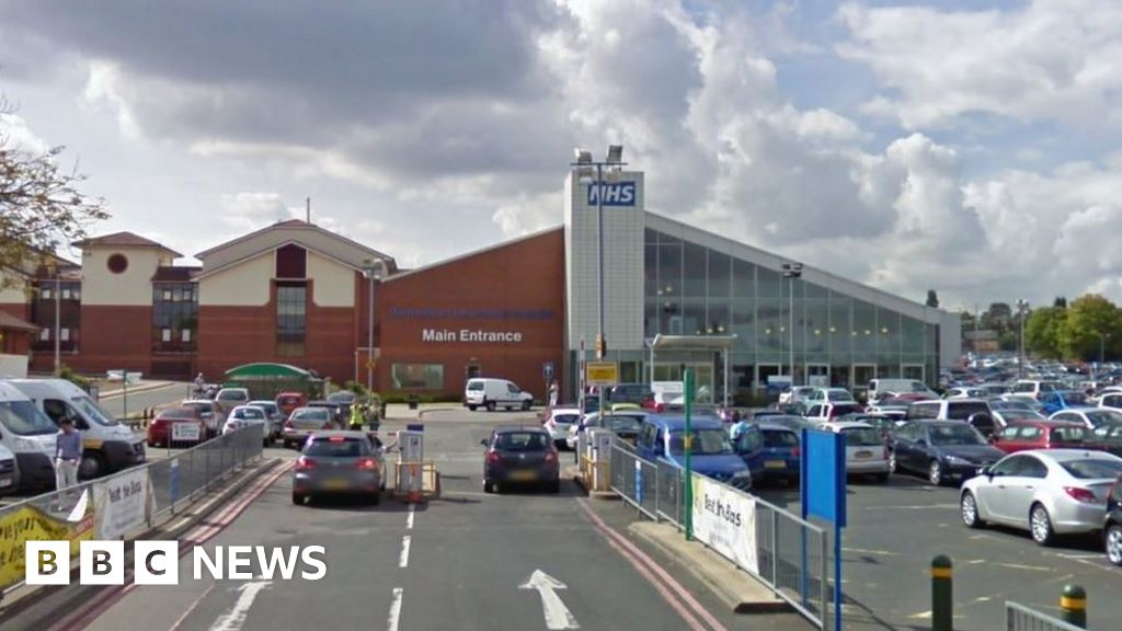 Prisoner arrested after absconding from Birmingham hospital