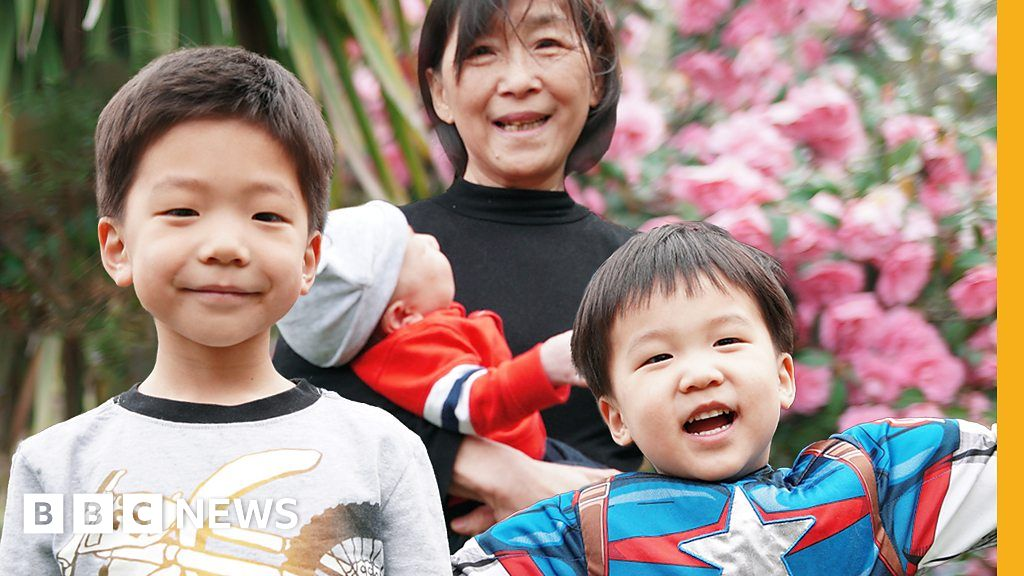 #RealAsianGranny: British East Asians celebrate grandmothers