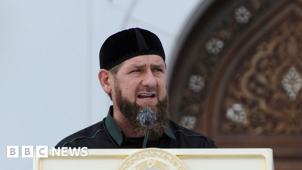 Chechen leader Ramzan Kadyrov in hospital with suspected coronavirus
