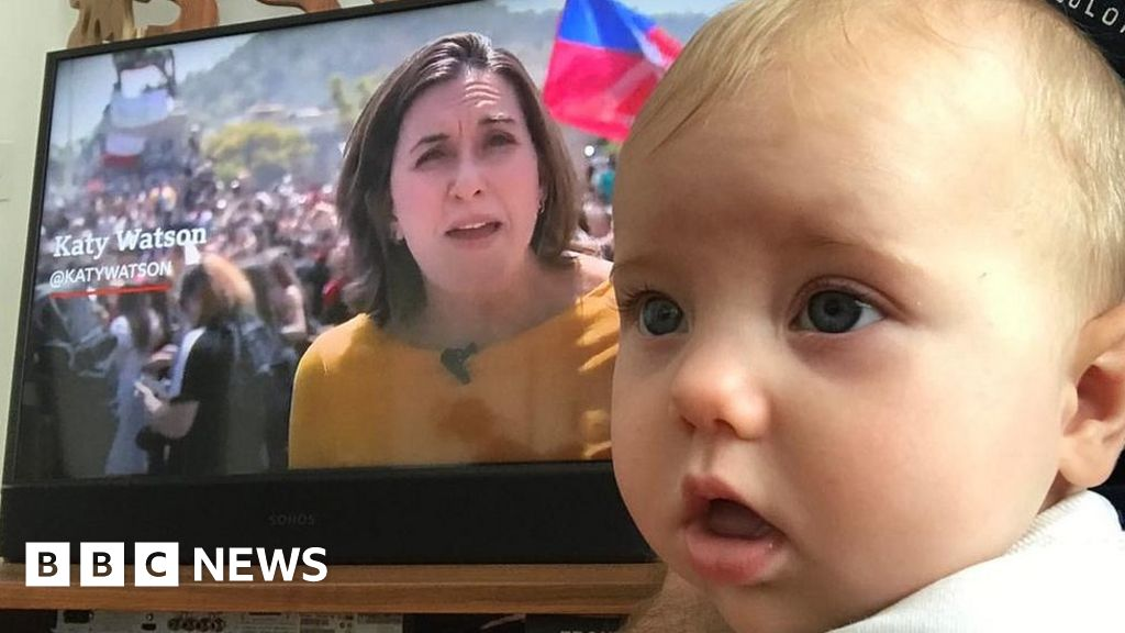 How BBC's Katy Watson pumped breast milk through polls and protests