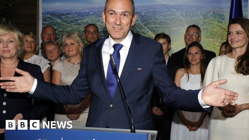 Anti-immigrant party tops Slovenia poll