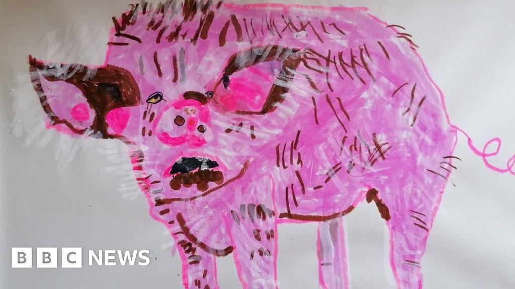 Royal Academy: Hull boy, 5, gets artwork in summer show