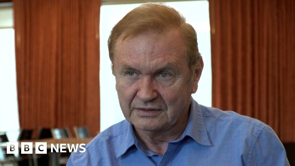 09205c52a Jack Barsky  The KGB spy who lived the American dream - BBC News